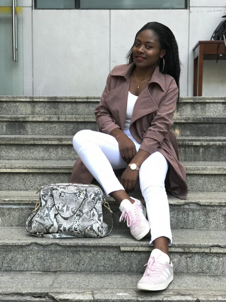 look chic et sportif sophia kendrick blog